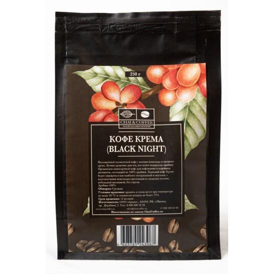 Кофе «Крема» (Black Night)