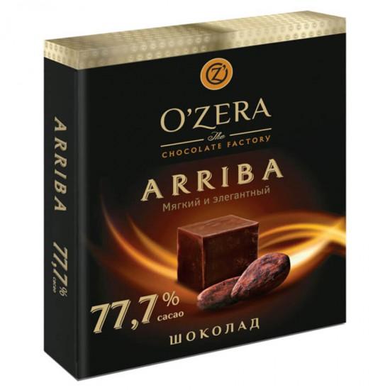 Шоколад Arriba, содержание какао 77,7%, 90 г