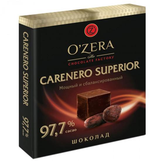 Шоколад Carenero Superior, содержание какао 97,7%, 90 г