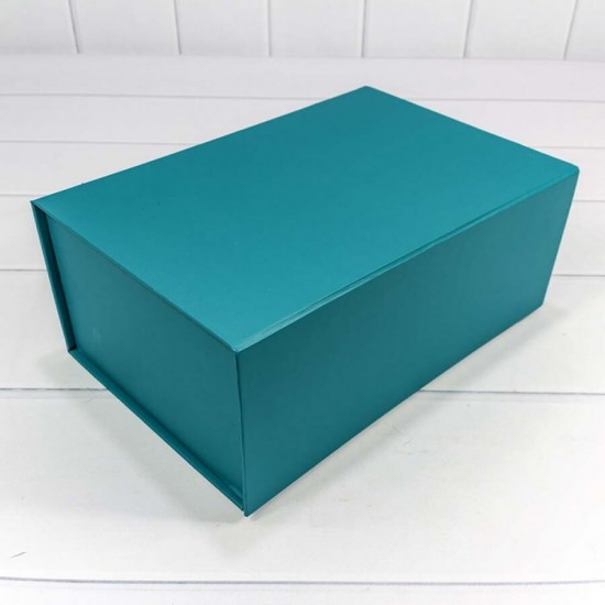 Большая Коробка складная Лазурная