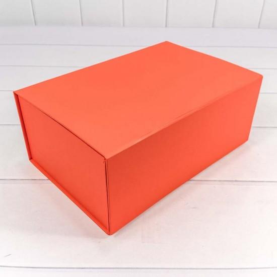 Большая Коробка складная Оранжевая