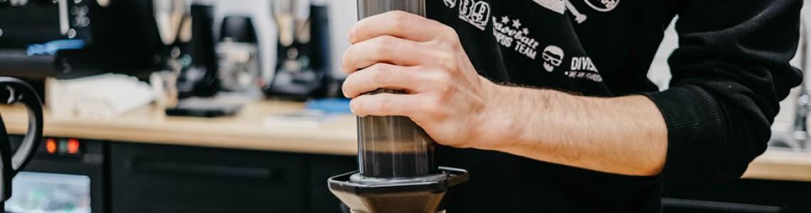 Как приготовить кофе в аэропрессе. Руководство