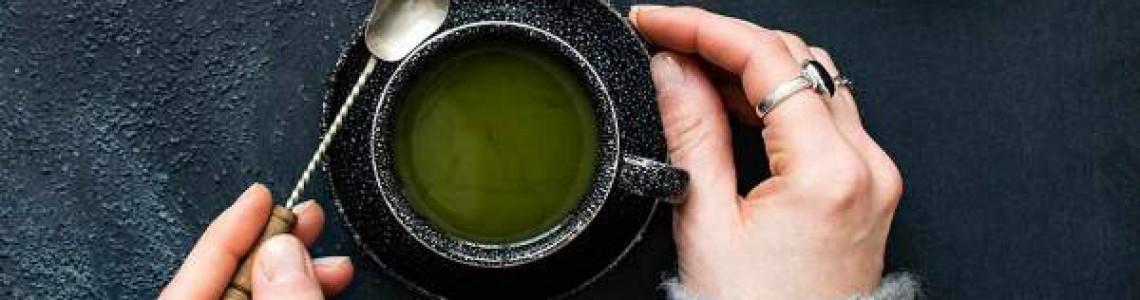 5 удивительных преимуществ зеленого чая
