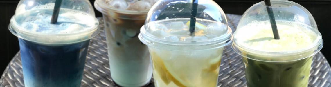 Летнее меню в магазинах Chai&Coffee