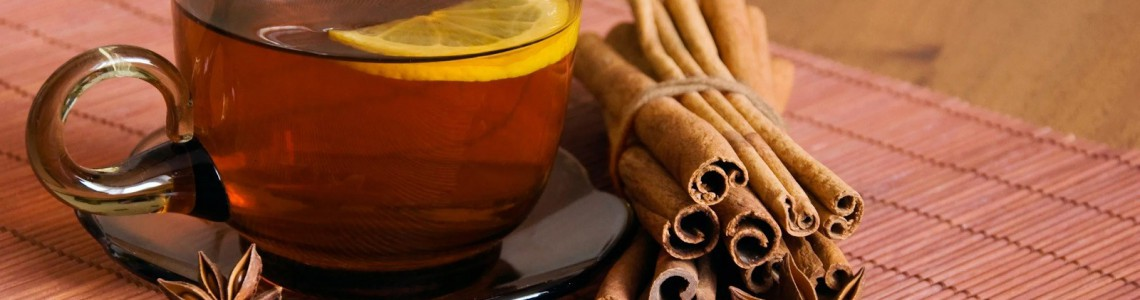 Чай с корицей, отличное средство для пищеварения