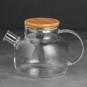 Чайник стеклянный Гранат 900 мл