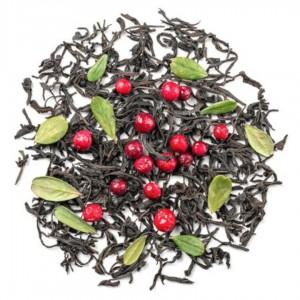 Чай Черный Брусничный
