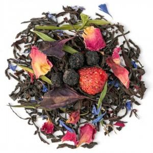 Чай Черный Любимый с базиликом