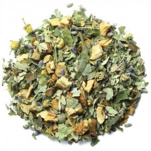 Чай Травяной яблоко и лаванда