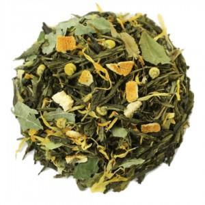 Чай Зеленый Японская липа